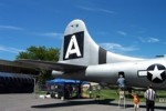 B-29 tail sectoin